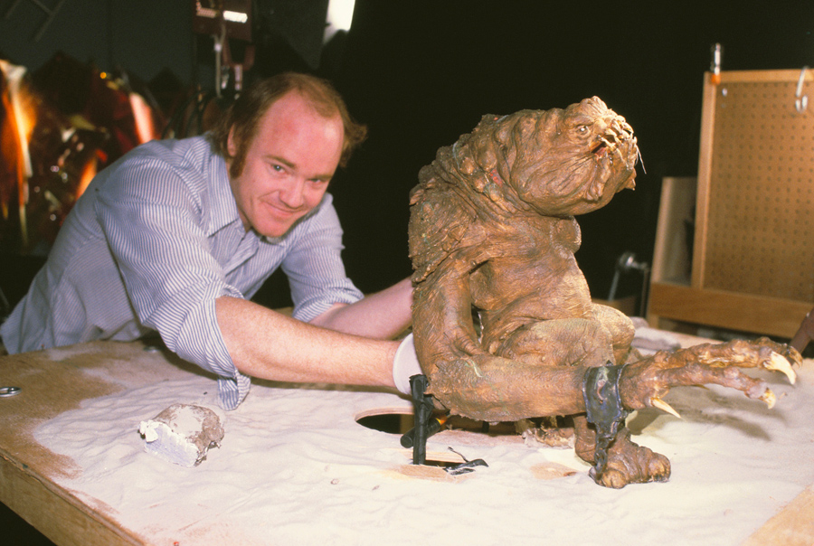 phil tippet rancor