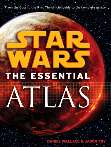 Star Wars The Essential Athlas