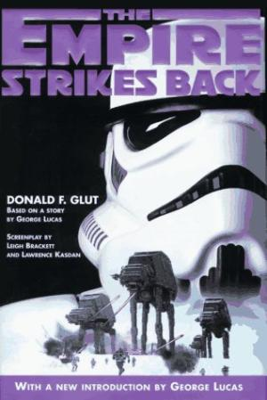 the empire strikes back donald glut
