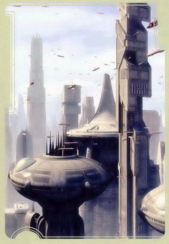 coruscant museum